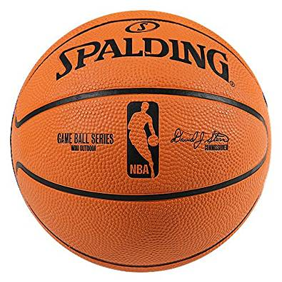 Get Quotations · Creative Sports Enterprises SPALDING-NBA-MINI-BALL  Spalding NBA Mini Basketball 3eaf4721ff
