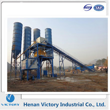 small Mixing equipment stationary concrete batching plant asphalt batch mixing plant with good quality