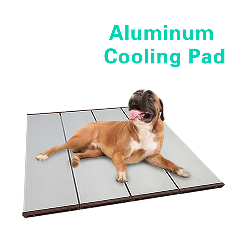 Pet plastic evaporative cooling cool gel pillow pad beds and accessories