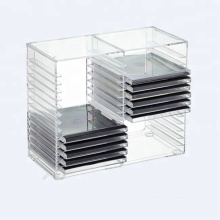 PMMA <span class=keywords><strong>DVD</strong></span> display <span class=keywords><strong>chủ</strong></span> tabletop bán buôn acrylic cd display <span class=keywords><strong>chủ</strong></span>