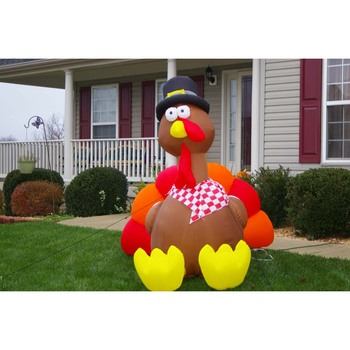 Thanksgiving Inflatable Turkey Model for Decoration