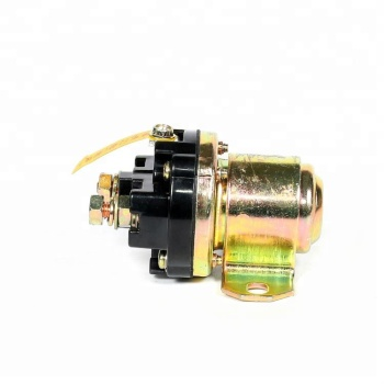 Mining Machinery Heavy Dump Truck Electric Start Solenoid Switch