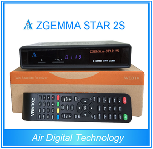 Zgemma Star S1 Set-top Box OpenPLi 64 BIT