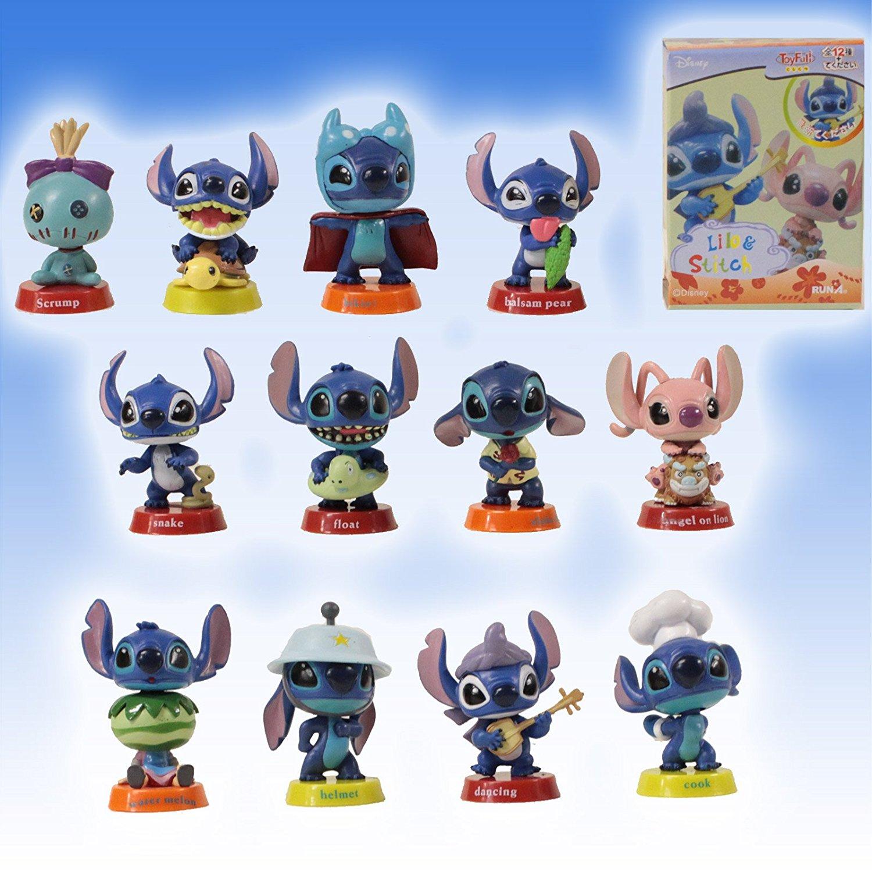 Disney Lilo and Stitch 2-Piece Trading Figure Set (Random)