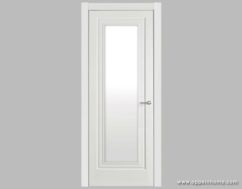White Shatterproof Frosted Interior Glass Bathroom Door   Buy Bathroom Doors,Frosted  Glass Doors,Interior Glass Doors Product On Alibaba.com