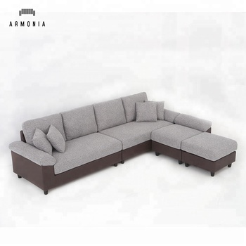 L Shape Factory Directly Chesterfields Fabric Corner Sofa Buy