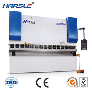 ESTUN E21 multiple steps at one time hydraulic press brake