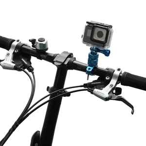 Universal cycling Camera Bike Mount Aluminum Motorcycle Holder for Gopro