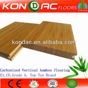 Hot For Sale Piso De Bambu Bambus Parkett Carbonized Vertical