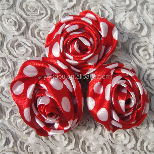 2016 hight quality new products hot sale interior home party ornament handmade felt artificial rose flower made in China