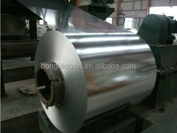Secondary Hot Dipped Galvanized Steel Rolls with Good Price to Somalia