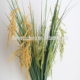 manufacturer Harvest aritificial rice with 25 heads for decoration in occasions