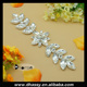 Good quality wholesale glass stone decorative crystal embellishments for dress