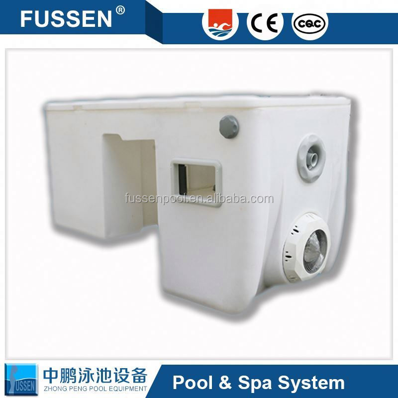 Professional swimming pool filter equipment for outdoor pools
