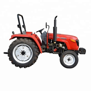 Luzhong 500 50hp two wheel drive small farm tractor with low price
