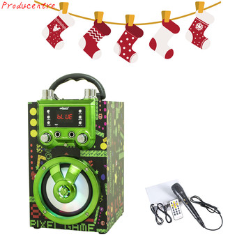 Karaoke Christmas Musical.Trendency Products Mini Speaker Christmas Gift Karaoke