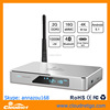 OEM Available! Cloudnetgo CR18S RK3368 google android 5.1 lollipop analog tv box with Comfortable IR Remote Control