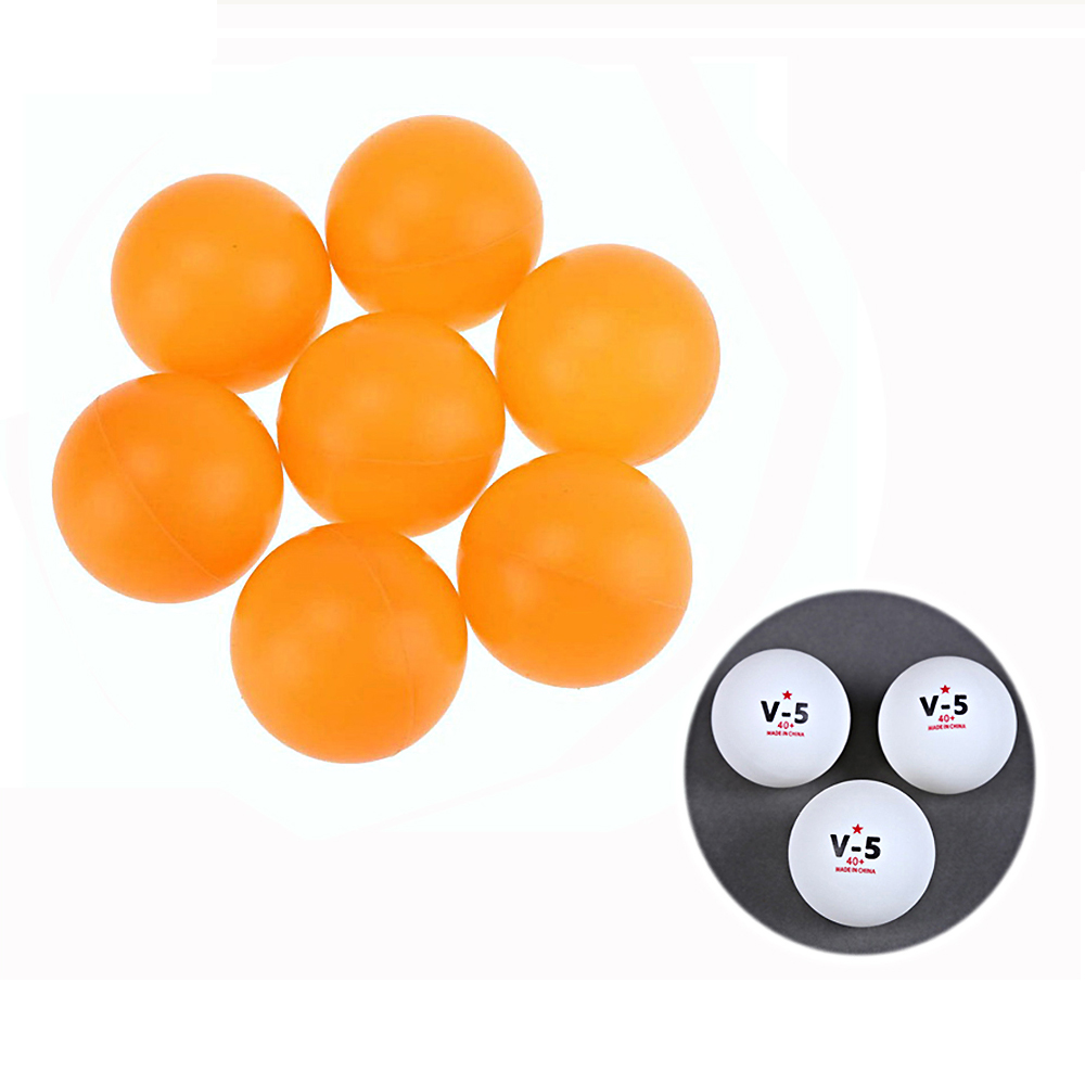 Promotional custom logo 40mm Mini plastic ping pong <strong>ball</strong> wholesale