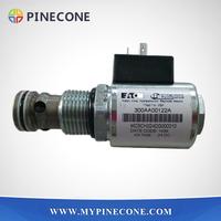 Original Eaton Vickers concrete pump hydraulic parts Rotating Electromagnetic valve SBV11-12-C-0-24DGH