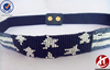 Hangzhou Factory Wholesale Handmade Ladies Fashion Fancy Beaded Belt Knit