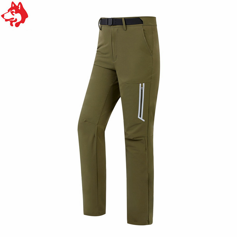 Waterproof Windproof trousers Hiking softshell camping Pants fashion men Woman outdoor Pants