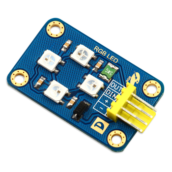 RGB LED Light Module for Arduino Uno Rev3 Controller
