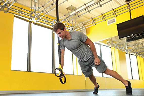 Fitness Suspension Trainer Riem Kit voor Werken Out Indoor en Outdoor