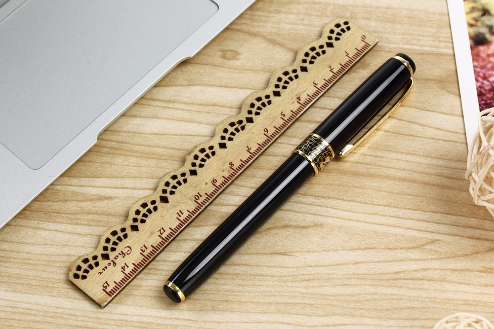 New arrival customized heave metal fountain pen for promotion