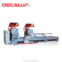 Promotional CNC Double Head Miter Aluminum Cutting Saw Machine