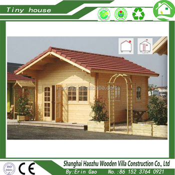Low Cost Prefabricated Wood House High Quality Build Your Dream House