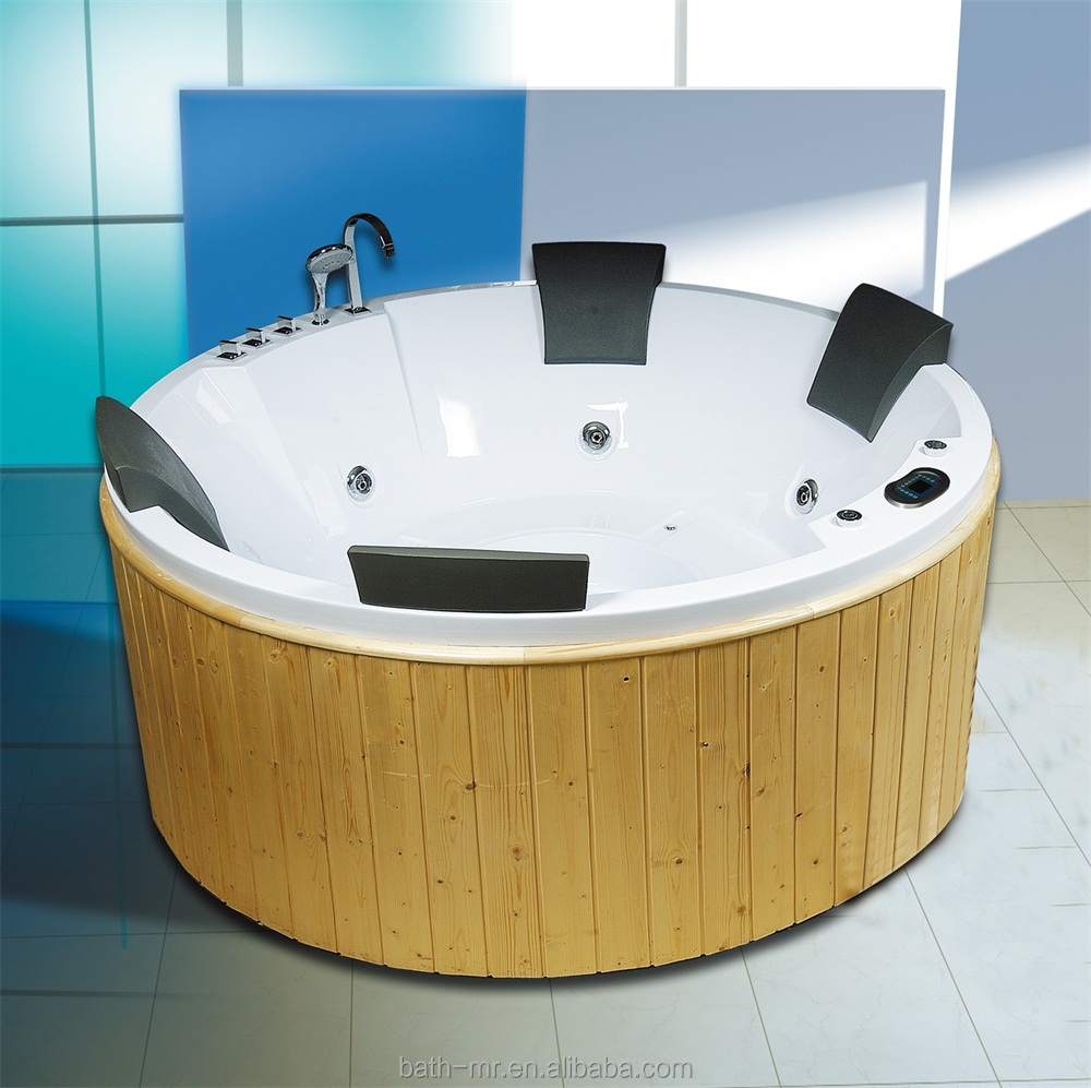 Powerful Round Personal Whirlpool Massage Spa Tub - Buy Powerful ...