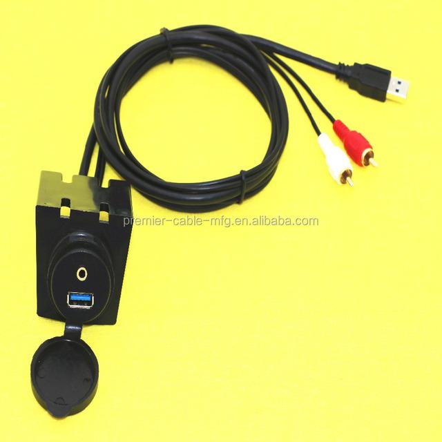 cinch auf hdmi adapter