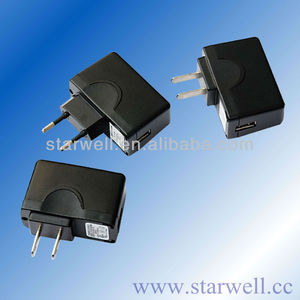 CE,UL.GS,SAA listed mobile phone charger for mobile phone