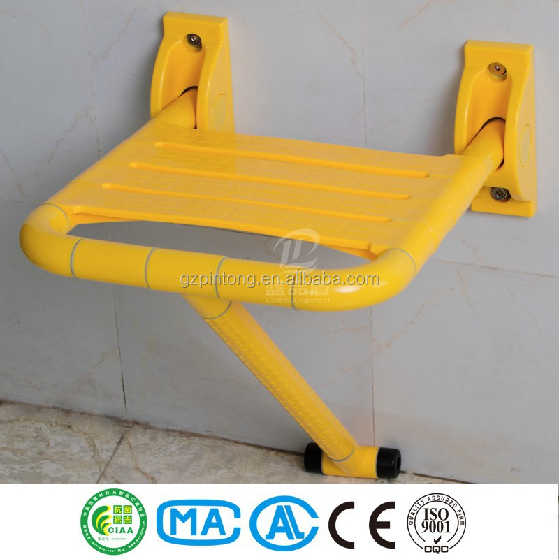 Corridor And Wall Mounted Folding Chairs With Stand Leg   Buy Nylon Folding  Chair,Folding Shower Seat,Wall Mounted Folding Chairs Product On Alibaba.com