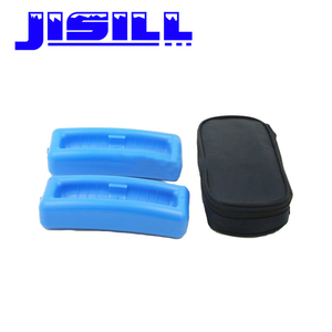 rigid plastic reuse new design insulin ice bag for insulin cold