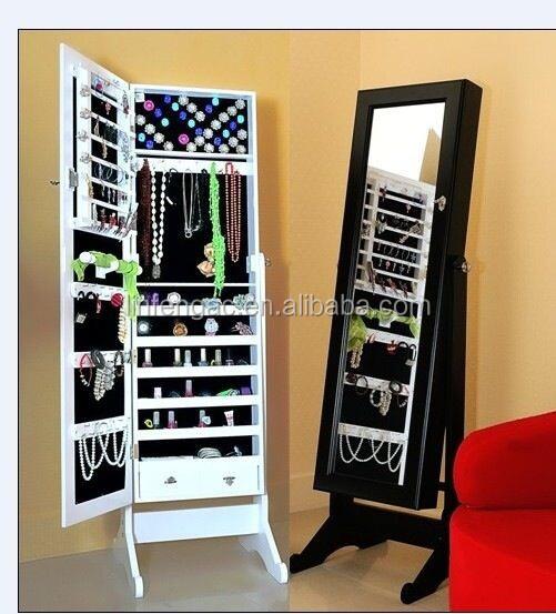 D coration vinaigrette miroir avec coffret bijoux miroir for Miroir coffret a bijoux
