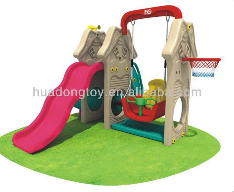 Indoor Rutsche neueste kleinen außen spielzeug kunststoff baby rutsche kinder