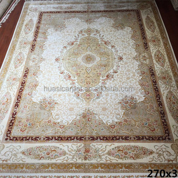 9 X 12 Handmade Turkish Carpet Istanbul Silk On Persian Rug Prices
