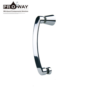 Proway Glass Accessories Pull Handle Cabinet Interior Door Knobs