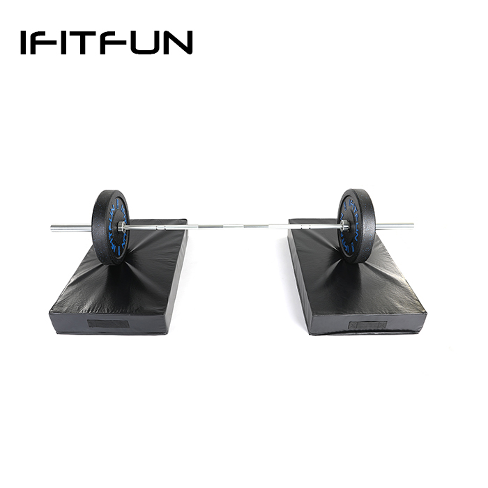 Gym/Home Fitness Barbell Shock Absorption Mat