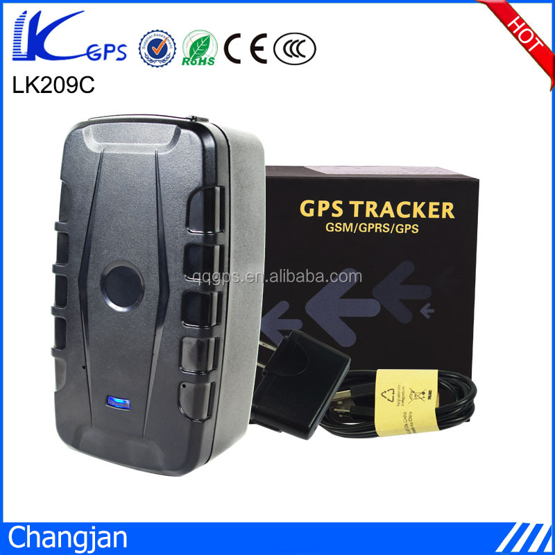Light Touch Alarm IP65 Waterproof And Long Standby Time 240days Gps Tracker Can Bus
