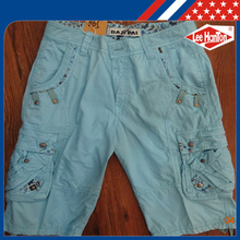 Mens Cargo shorts with Belt with good price