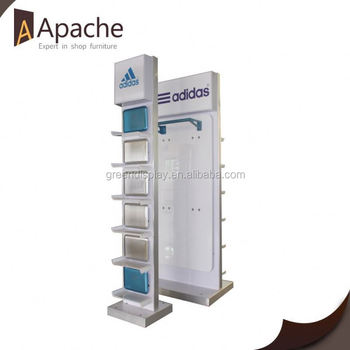 High Quality clothing store display shoe risers