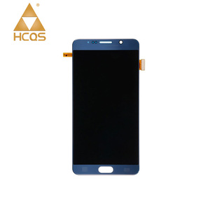 Lcd Display Screen With Digitizer Assembly For Samsung Galaxy Note 5