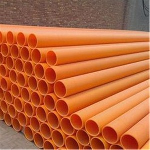 150mm diameter PVC pipe fittings brand names for cable protective
