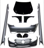 High Quality Mercedes E63 W212 Auto Body Kit Parts
