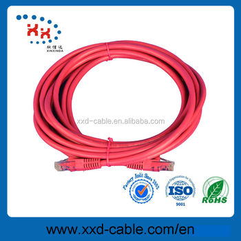 Factory Manufacture UTP Cat6 Patch Cord Price
