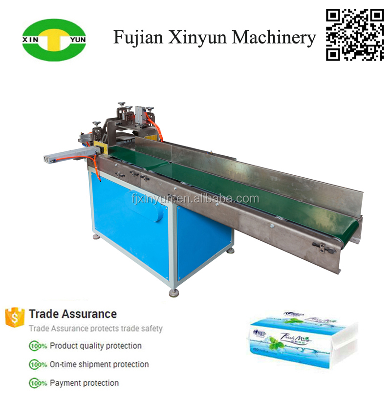 China Merchandise Paper Napkin Packing Machine