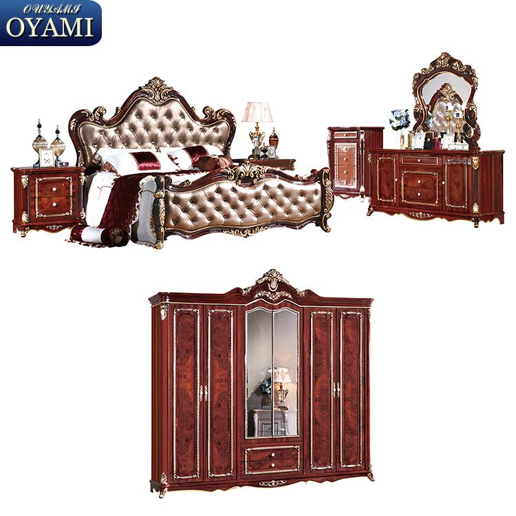 Princess Style Italian Style Bedroom Furniture - Buy Italian Style ...