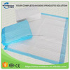 Free samples nonwoven topsheet for under pad